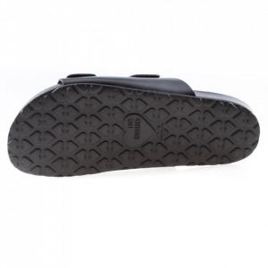 moschino-flat-sandals-black