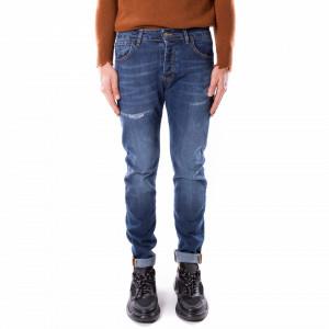 ONE jeans denim scuro