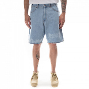 Pas de mer short in denim