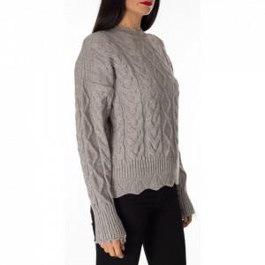 pinko-maglione-vintage-grigio