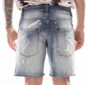 studio-homme-denim-short-pants