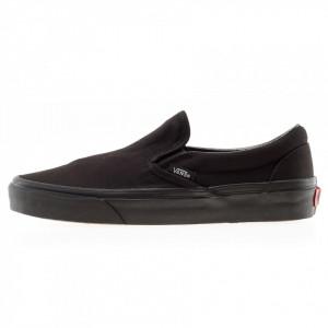 Vans Classic slip on total black