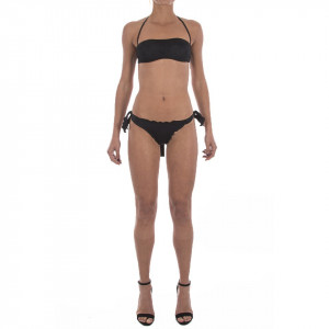 Pyrex bikini donna nero/lurex 18137n