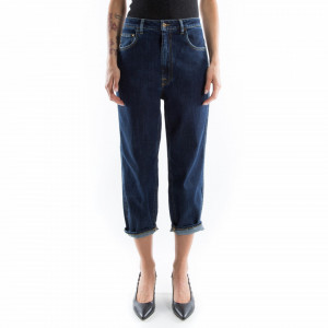 Cycle jeans boyfriend scuro