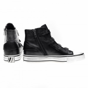Ash-scarpe-fibbiette