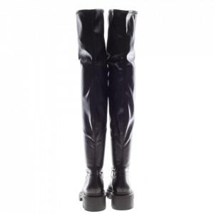 ash-cuissardes-boots-leather-black