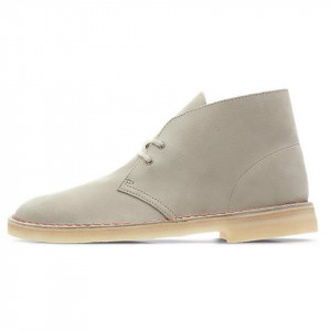 Clarks ankle boots sand