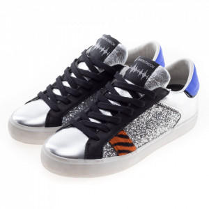sneakers-glitter-argento-donna