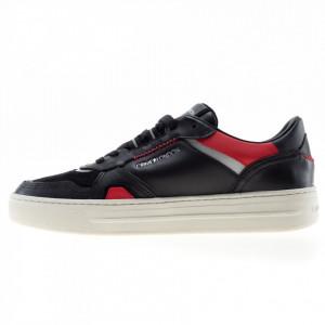 Crime London sneakers uomo off court nere