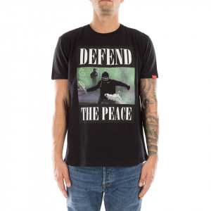 Defend t shirt peace