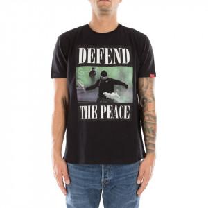 Defend t shirt peace