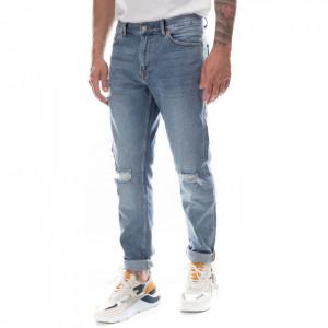Dr Denim jeans strappati chiari