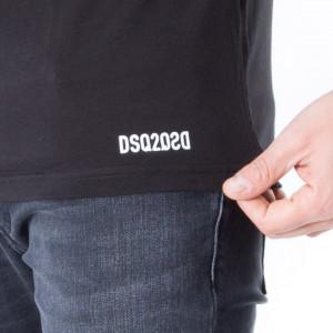 dsqaured2-man-black-t-shirt