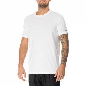 Dsquared2 white logoed t-shirt