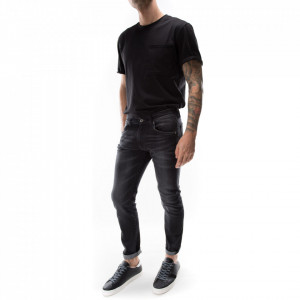 Edwin jeans uomo neri stretti