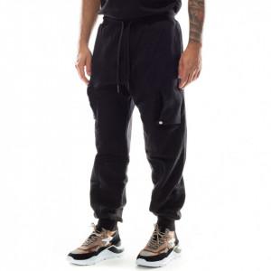 Gaelle pantalone nero tuta