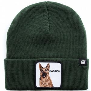 Goorin cappello in lana verde pastore tedesco