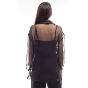 isabelle-blanche-black-silk-shirt-woman
