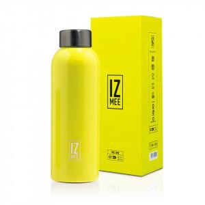 IZmee One Glossy steel thermal bottle