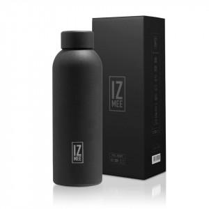 IZmee thermal bottle in Full Carbon steel