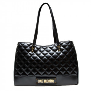 Love Moschino shopping bag matelassè