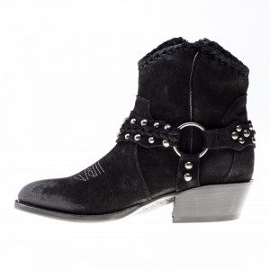 Mezcalero low Texan boots