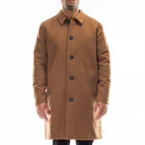 Minimum cappotto cammello