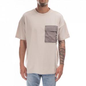 Native Youth t-shirt uomo con taschino