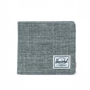 Herschel portafogli Hans grigio