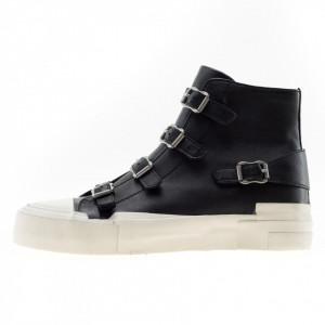 Ash sneakers alte con fibbie