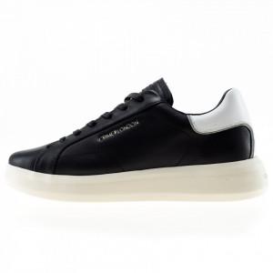 Crime London sneakers basse nere uomo platform