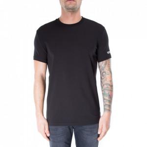 Dsquared2 black tshirt with logo