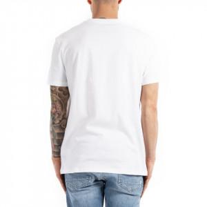 Eleven Paris t-shirt bianca uomo