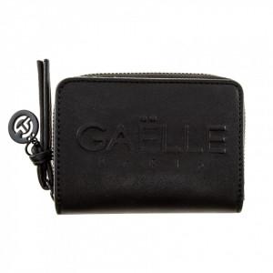 Gaelle portafoglio nero piccolo