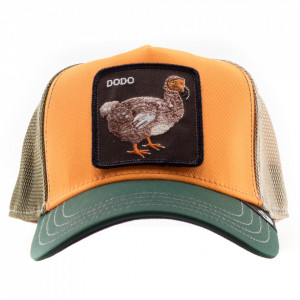 Goorin bros cappello trucker dodo multicolor