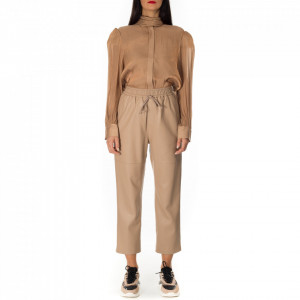 isabelle-blanche-pantalone-ecopelle-beige