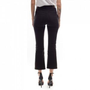 woman-black-denim-pants