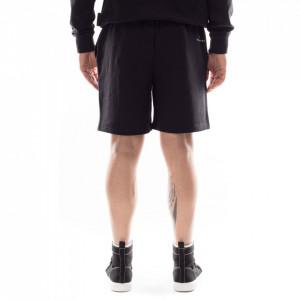john-richmond-black-cotton-short