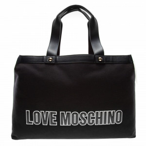 Love Moschino borsa shopper grande