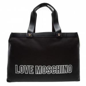 Love Moschino borsa shopper grande