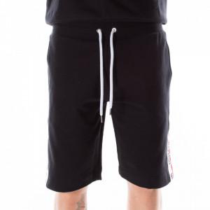 Moschino bermuda nero jersey