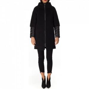 piumino-cappotto-nero-donna