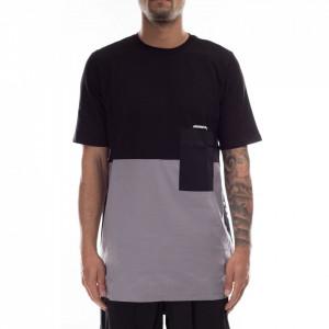Numero 00 t-shirt bicolor over