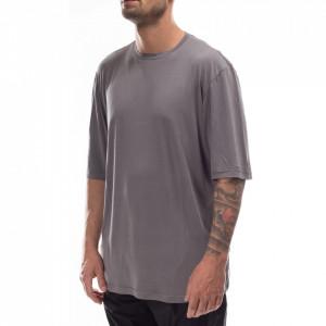 Numero 00 t-shirt morbida grigia