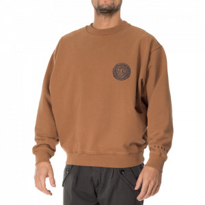 Paura brown sweatshirt Samuel