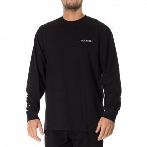 Vans black long sleeve tshirt