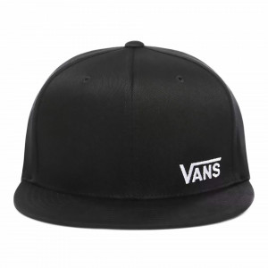 Vans Splitz cap visor black