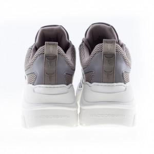 Windsor Smith scarpe running donna grigie