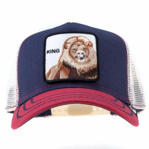 Goorin bros cappello trucker King leone