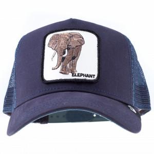 Goorin bros cappello visiera trucker elefante